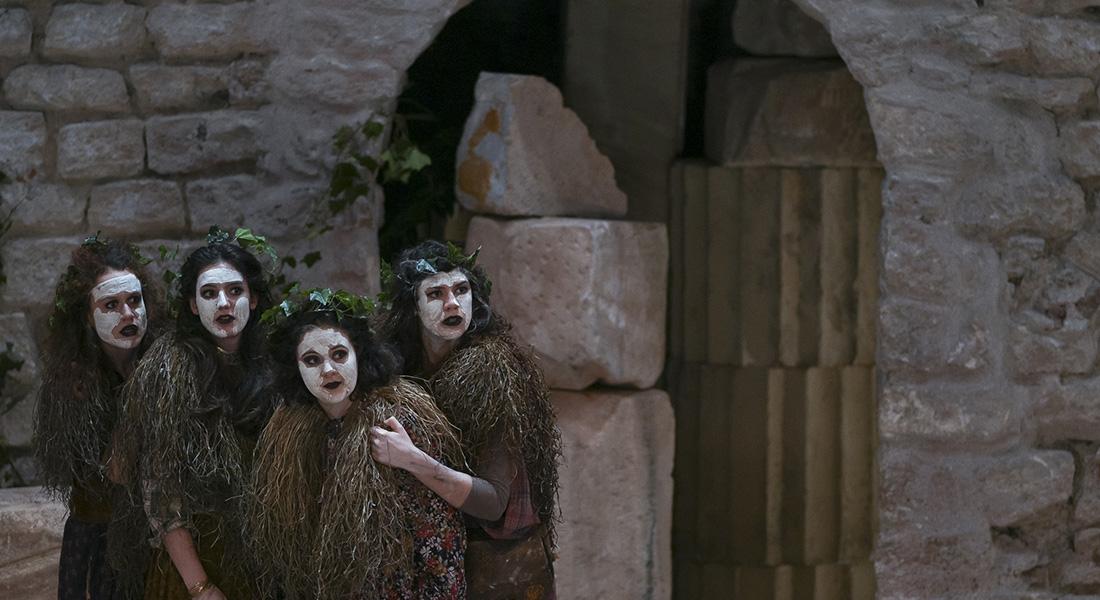 Les Bacchantes - Critique sortie Théâtre Paris Théâtre de l'Epée de Bois