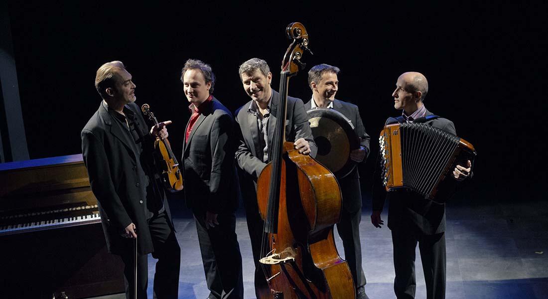 Quai n°5 - Critique sortie Jazz / Musiques Boulogne-Billancourt La Seine Musicale