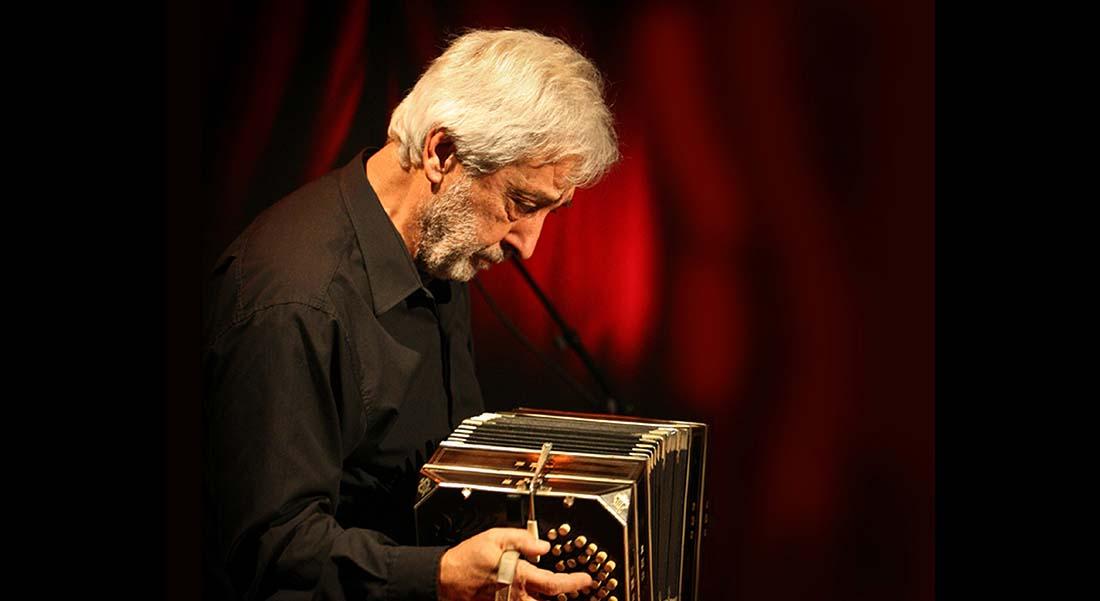 Juan José Mosalini - Critique sortie Jazz / Musiques Paris Espace Pierre Cardin