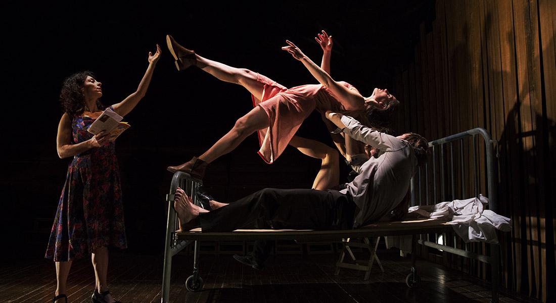 Le Dur désir de durer (après-demain, demain sera hier) - Critique sortie Théâtre Paris Le Monfort