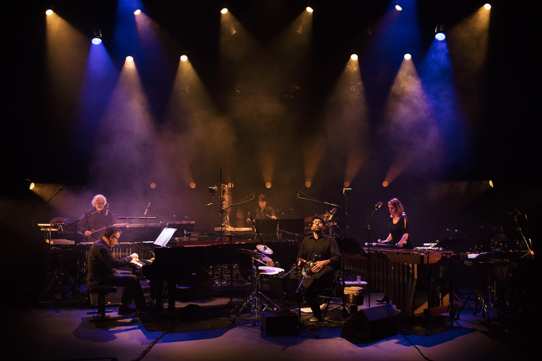 Jean-Marie Machado «Impulse Songs» - Critique sortie Jazz / Musiques 75020 Paris Studio de l'Ermitage
