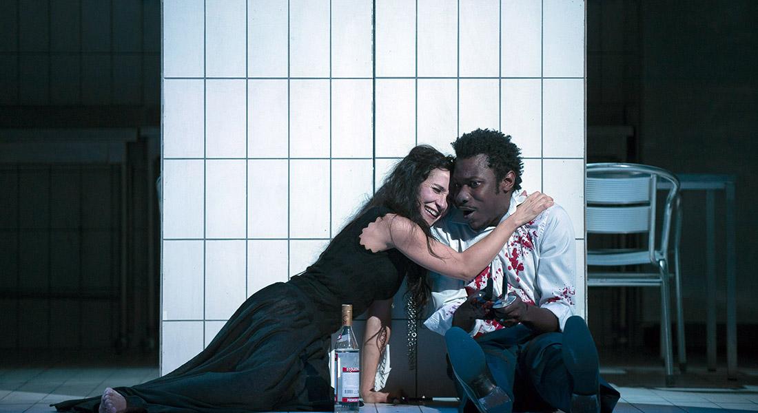 Macbeth - Critique sortie Théâtre Paris L'Odéon-Théâtre de l'Europe