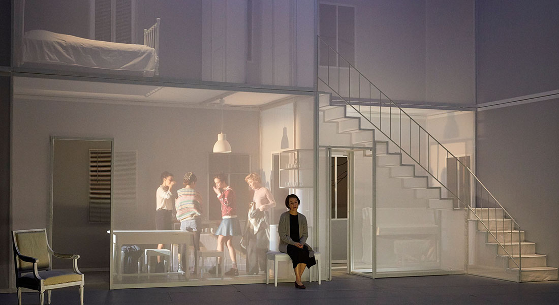 J'étais dans ma maison et j'attendais que la pluie vienne - Critique sortie Théâtre Paris Théâtre du Vieux-Colombier