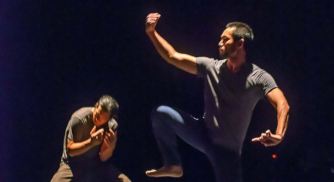 Negotiation - Critique sortie Danse Paris Le Tarmac
