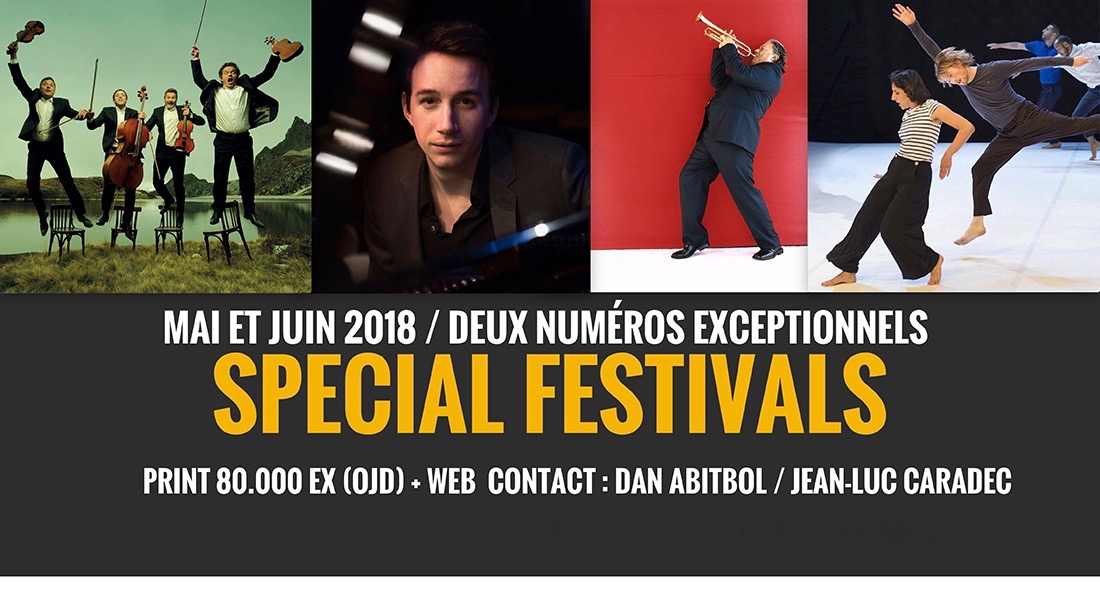 Spécial Festivals / mai et juin 2018 - Critique sortie En préparation