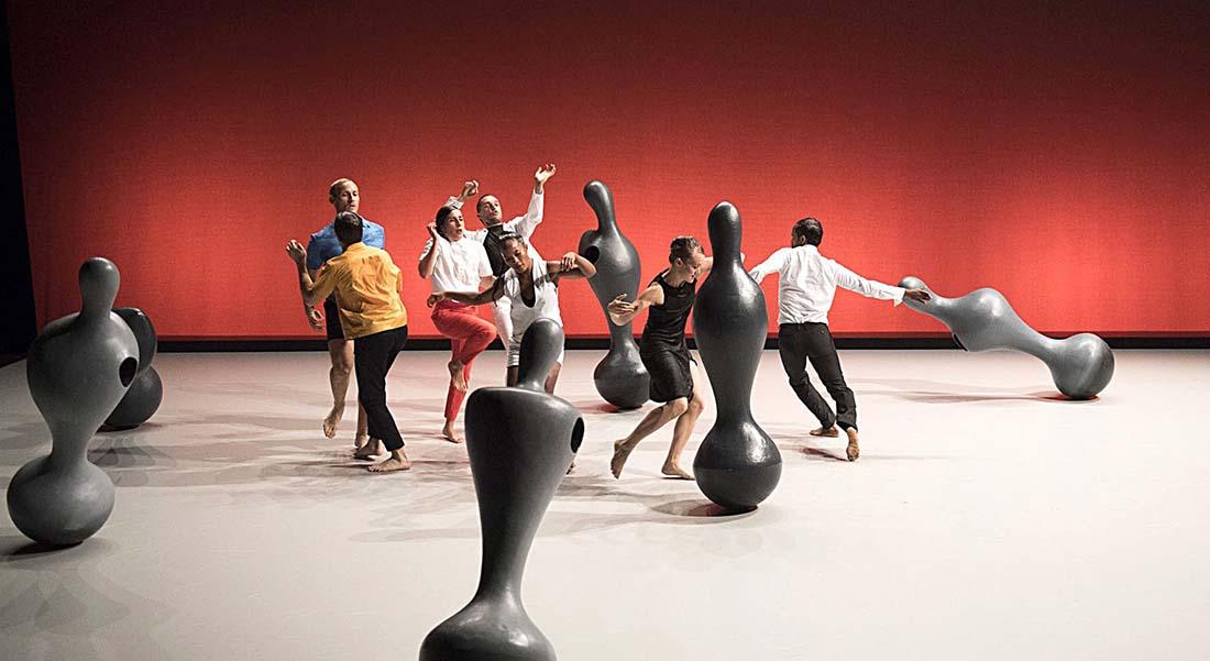 OSCYL - Critique sortie Danse Paris Chaillot - Théâtre national de la danse