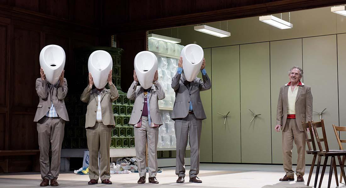 Tiefer Schweb - Critique sortie Théâtre Lausanne Théâtre de Vidy