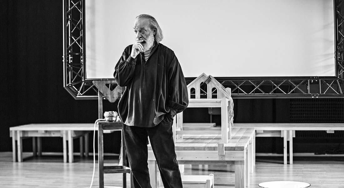 Le récit d'un homme inconnu - Critique sortie Théâtre Strasbourg Théâtre National de Strasbourg