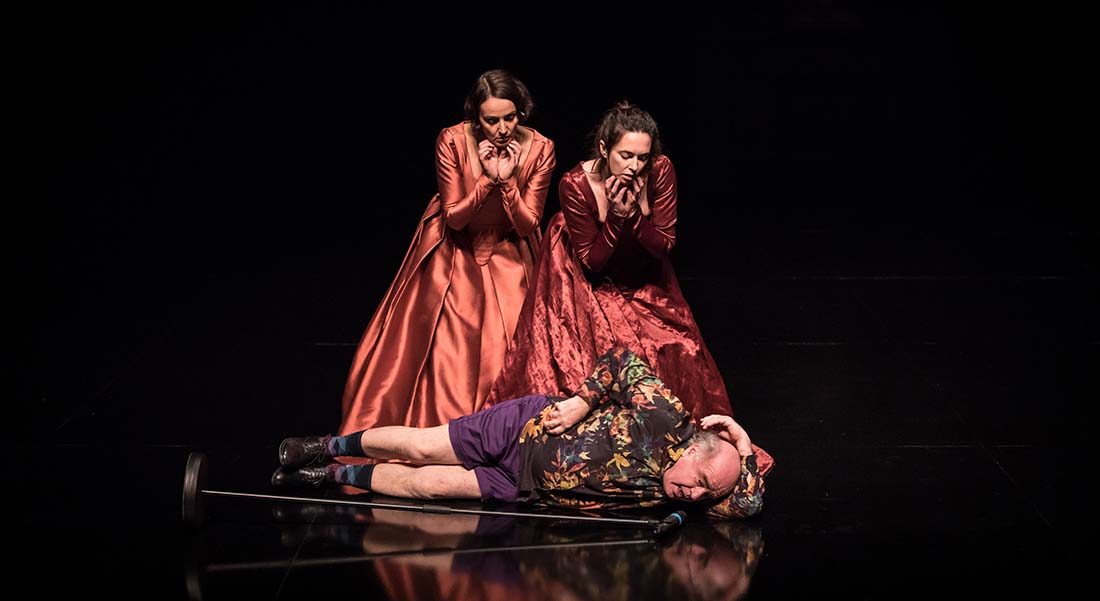 Comme il vous plaira - Critique sortie Théâtre Bordeaux Théâtre National de Bordeaux en Aquitaine