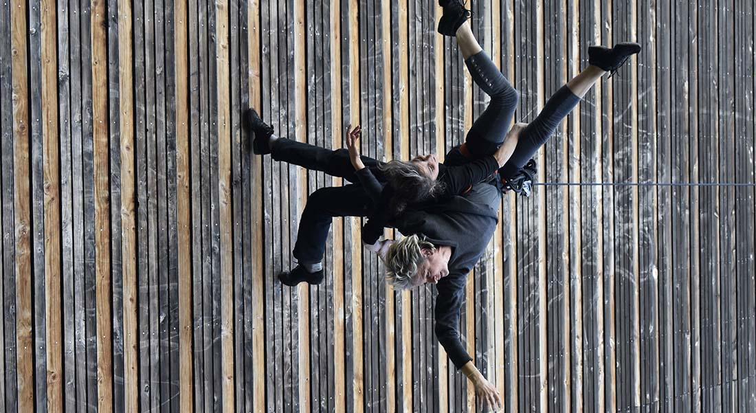La Danse verticale en kit - Critique sortie Danse