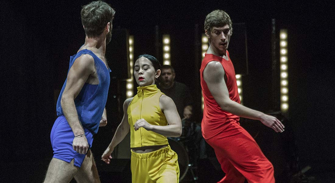 Rule of Three - Critique sortie Danse Lausanne Théâtre Sévelin 36