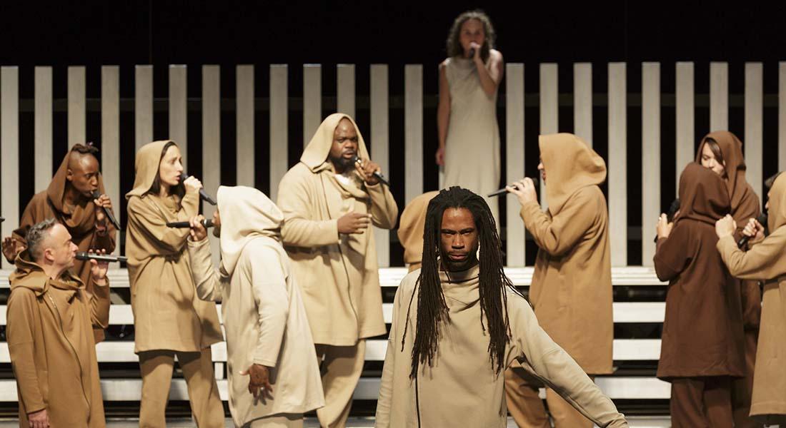 Orestie Opéra Hip-Hop - Critique sortie Théâtre Bobigny MC93
