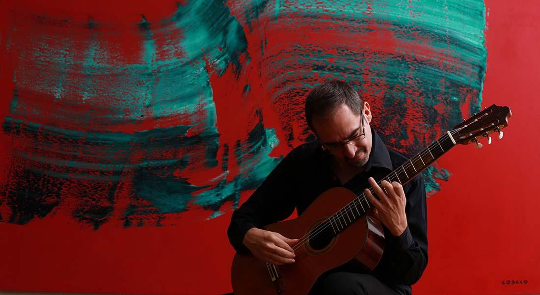 Rencontres internationales de la guitare d'Antony - Critique sortie Jazz / Musiques Antony Espace Vasarely