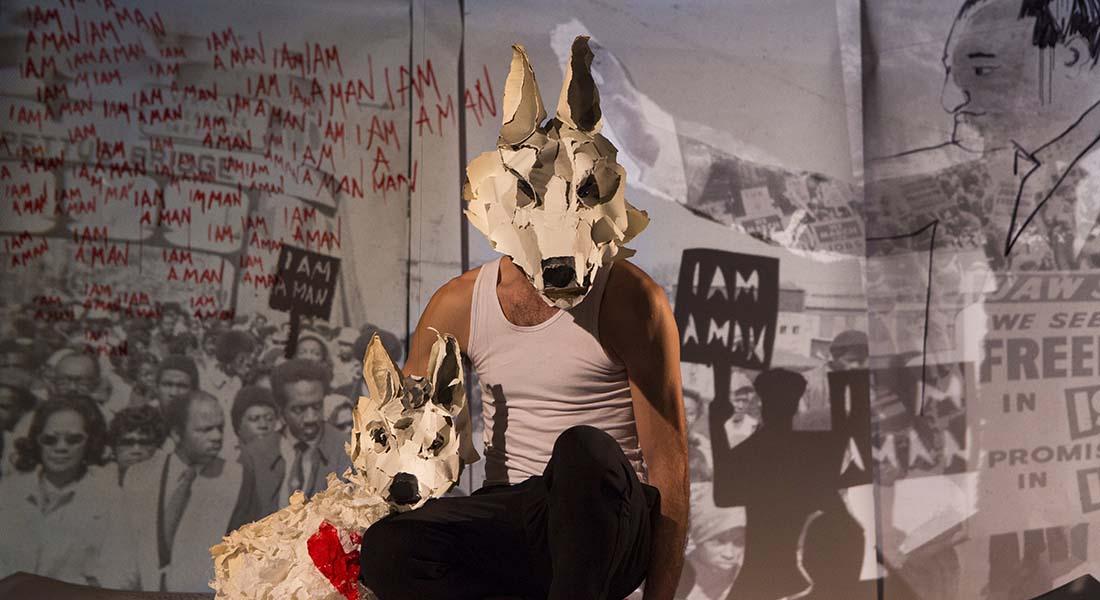 White Dog - Critique sortie Théâtre Malakoff Théâtre 71 – Scène nationale de Malakoff