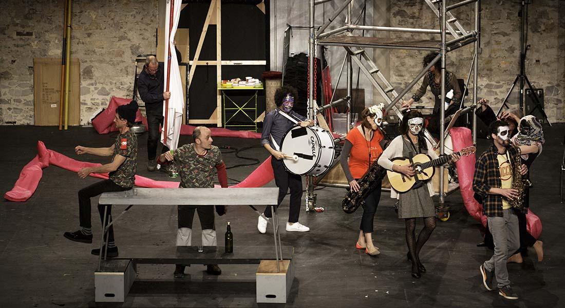 A bien y réfléchir… - Critique sortie Théâtre Nogent-sur-Marne La Scène Watteau