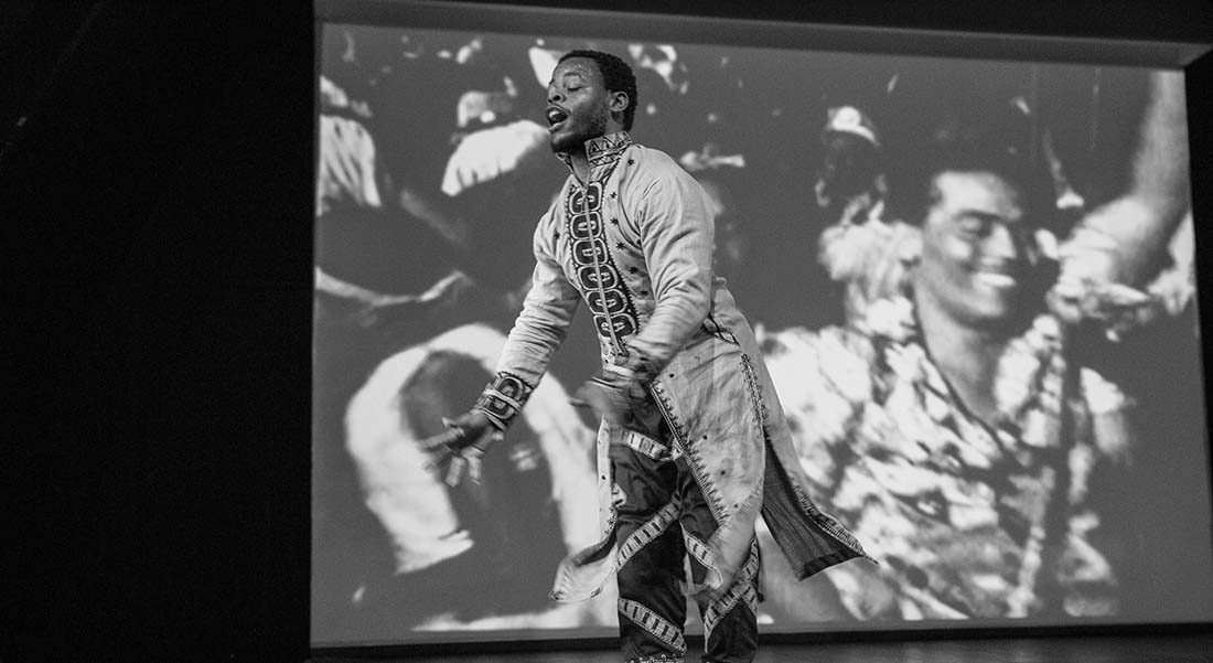 Africaman Original - Critique sortie Danse Paris Le Tarmac