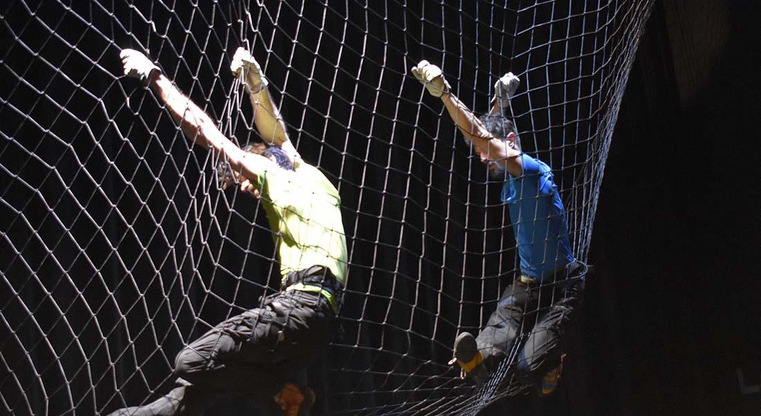 Ascension - Critique sortie Danse Charenton-le-Pont Théâtre des 2 Rives