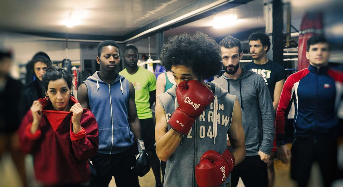 (B) comme Boxe - Critique sortie Danse Paris Grande Halle de la Villette