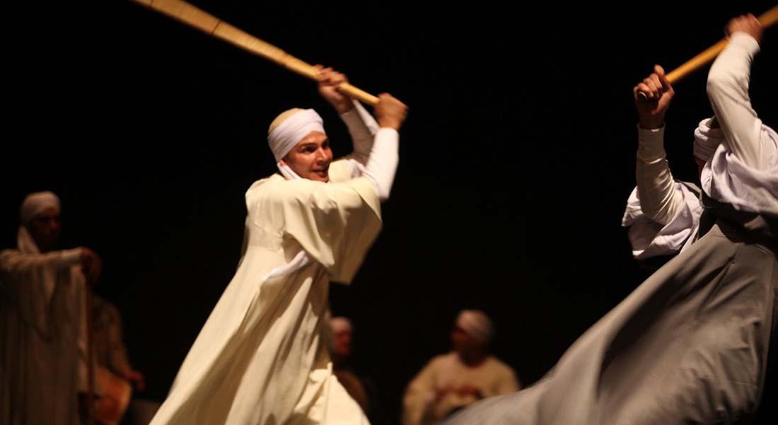 Dans le cercle des hommes du Nil - Critique sortie Danse Paris Théâtre Claude Lévi-Strauss.