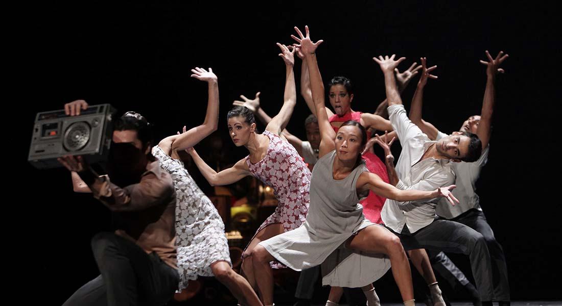Aleatorio et Golden Days - Critique sortie Danse Ollioules Chateauvallon Scène nationale
