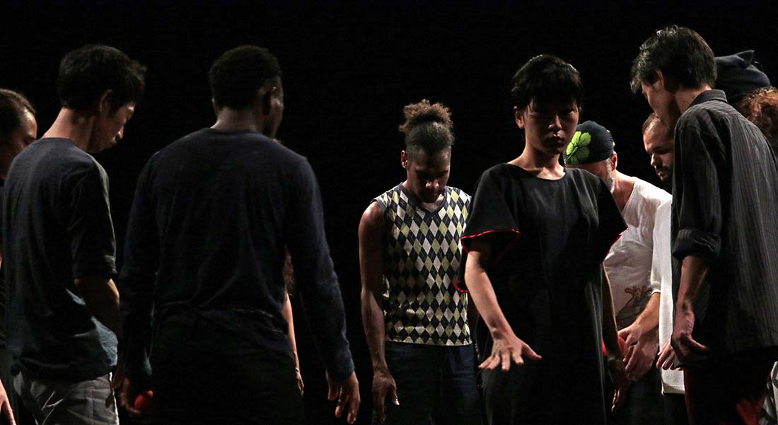 PACIFIKMELTINGPOT - Critique sortie Danse Reims Le Manège