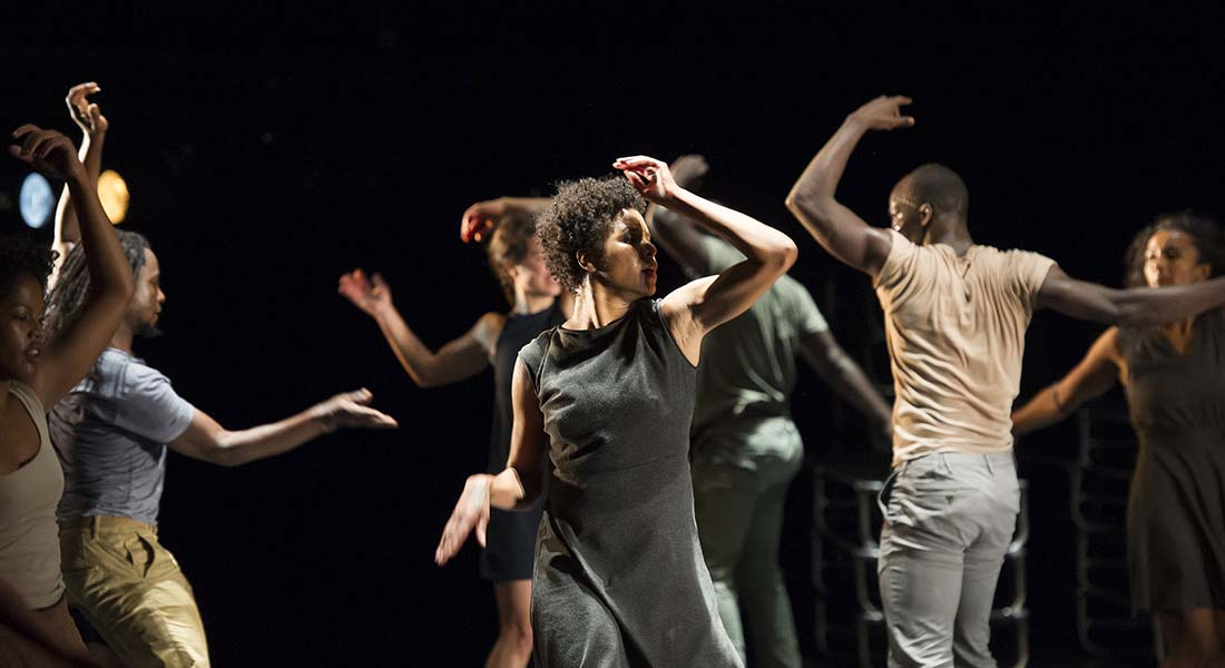 Festival Extradanse - Critique sortie Danse Strasbourg Pôle Sud