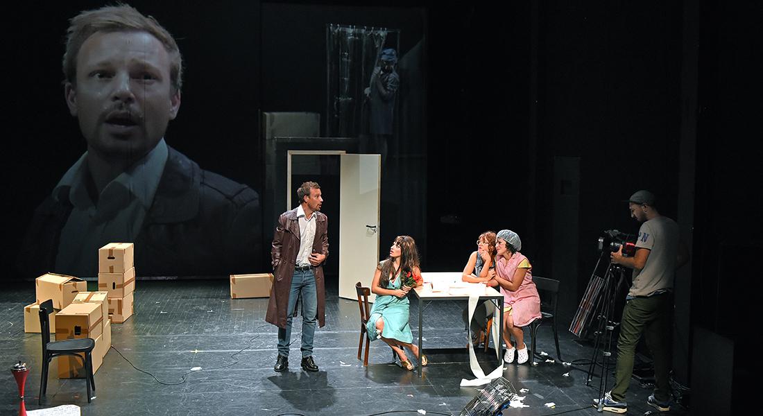 Fin de l'Europe - Critique sortie Théâtre Bobigny MC 93