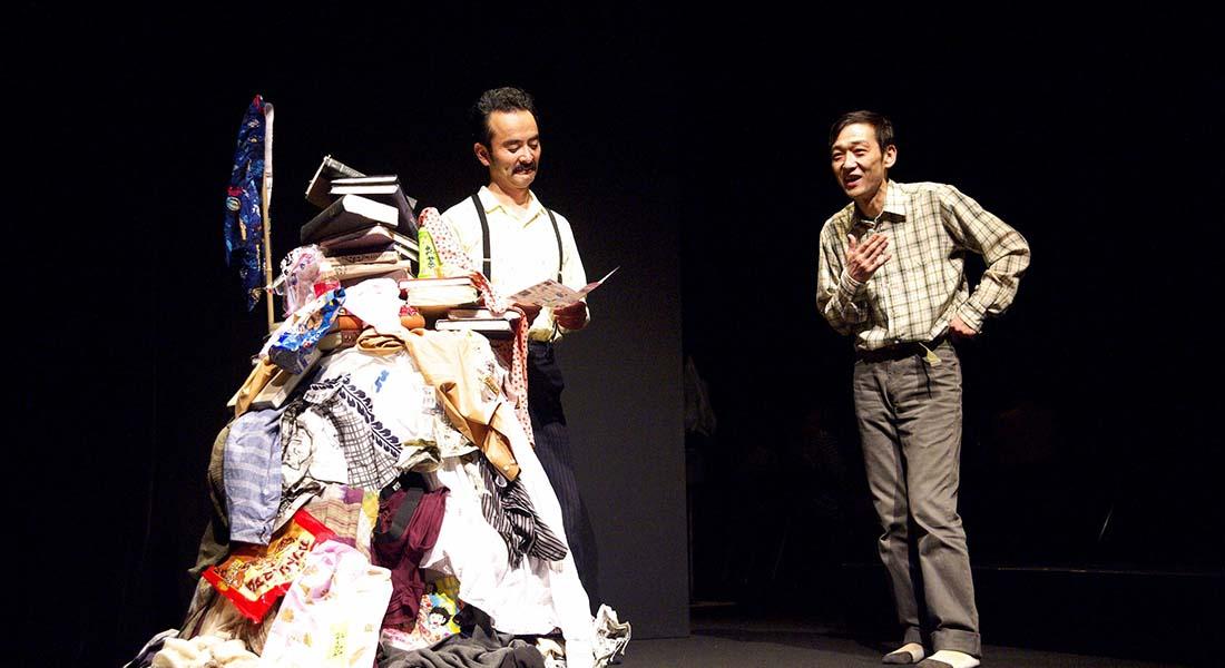 Le hikikomori sort de chez lui - Critique sortie Théâtre Paris Maison de la culture du Japon à Paris