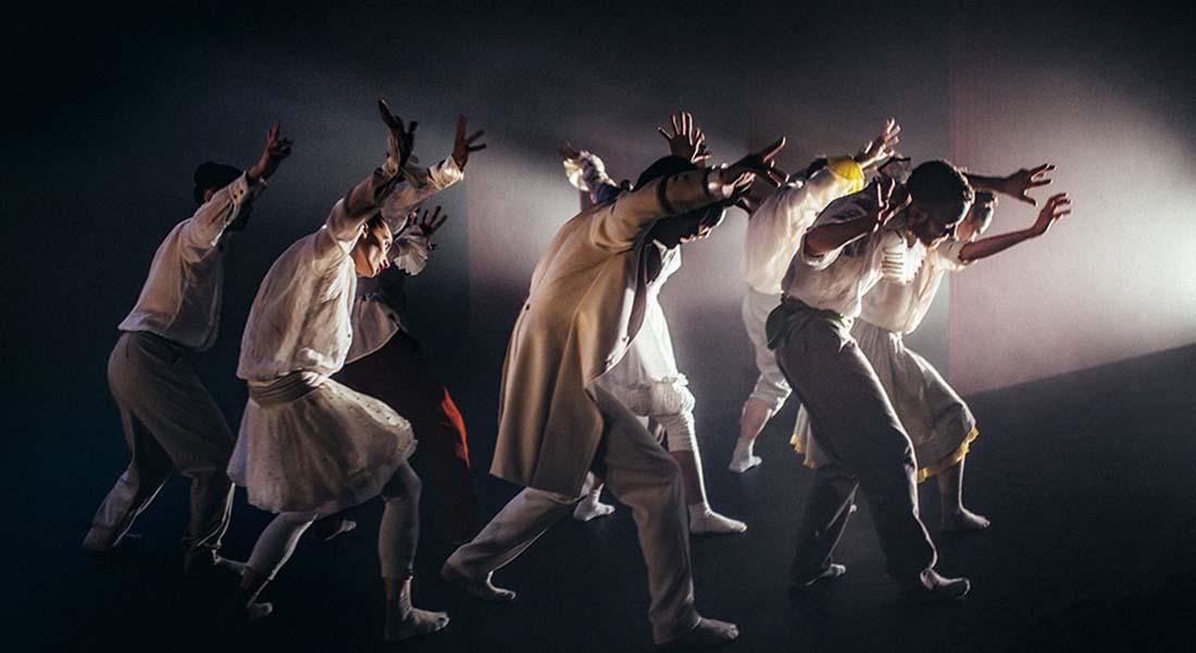 Deux créations par la compagnie Shechter II - Critique sortie Danse Paris Théâtre de la Ville Les Abbesses