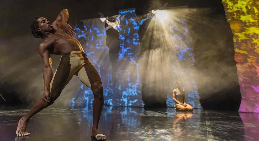 Master Class Nijinski - Critique sortie Danse Vernouillet L'ATELIER A SPECTACLE