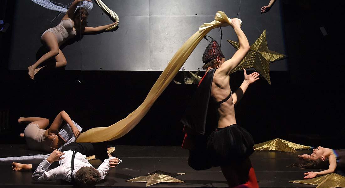 M comme Méliès - Critique sortie Théâtre Paris Chaillot - Théâtre national de la danse