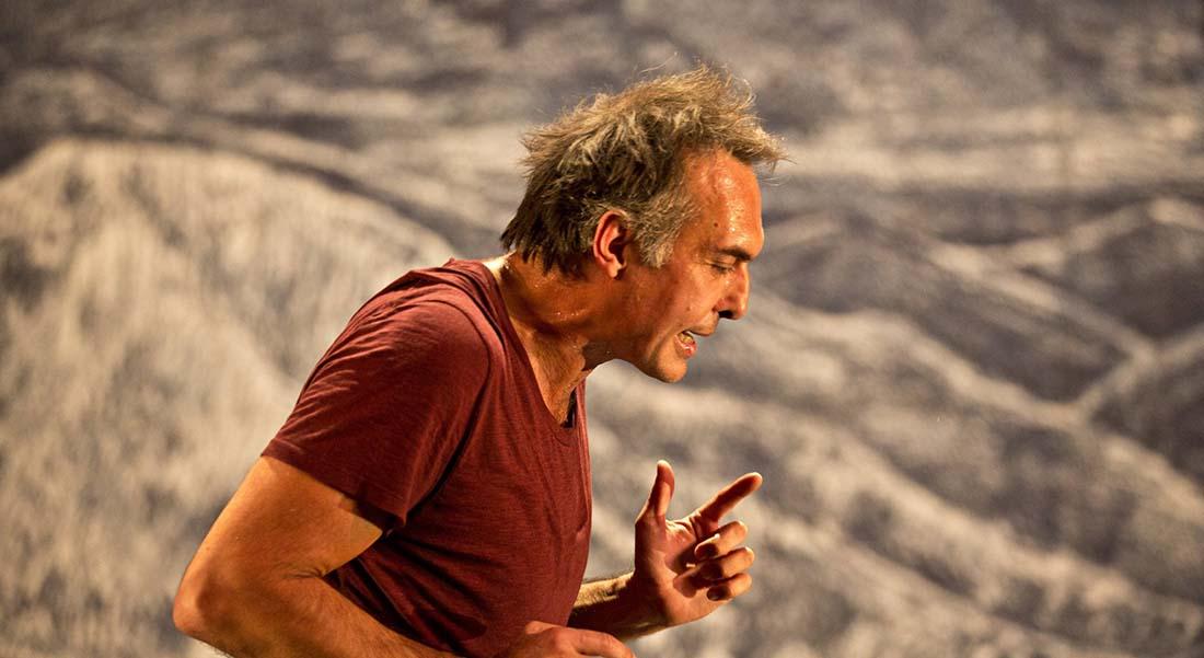 Trilogie Nicolas Bouchaud - Critique sortie Théâtre Paris Théâtre du Rond-Point