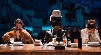 Nous sommes repus mais pas repentis (Déjeuner chez Wittgenstein) - Critique sortie Théâtre Gennevilliers T2G - Théâtre de Gennevilliers