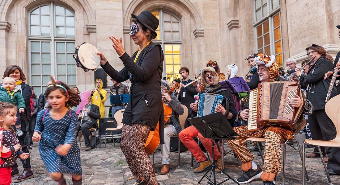 Week-end portes ouvertes - Critique sortie Jazz / Musiques Paris Musée d'art et d'histoire du Judaïsme