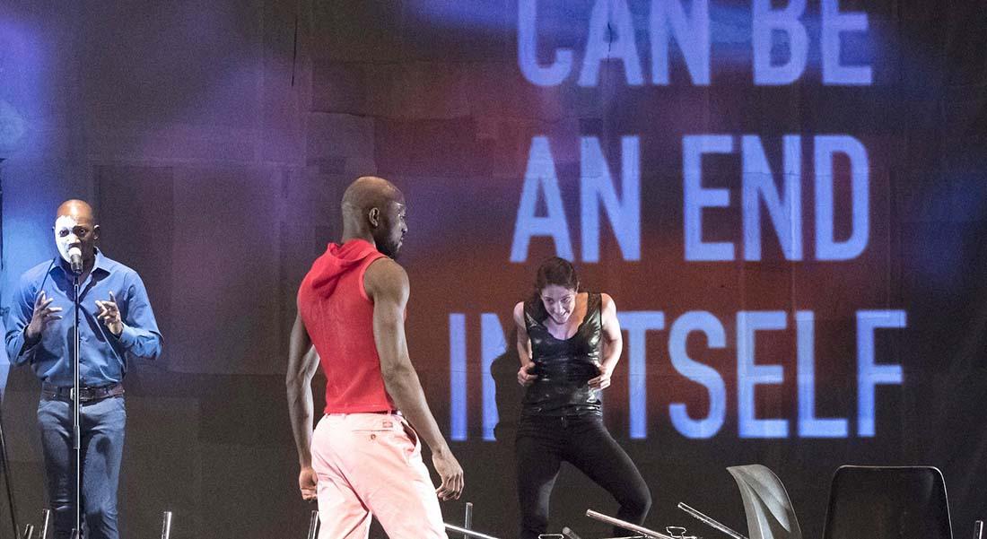 Créer, une urgence ancrée dans le monde - Critique sortie Danse Villeneuve d'Asq En tournée