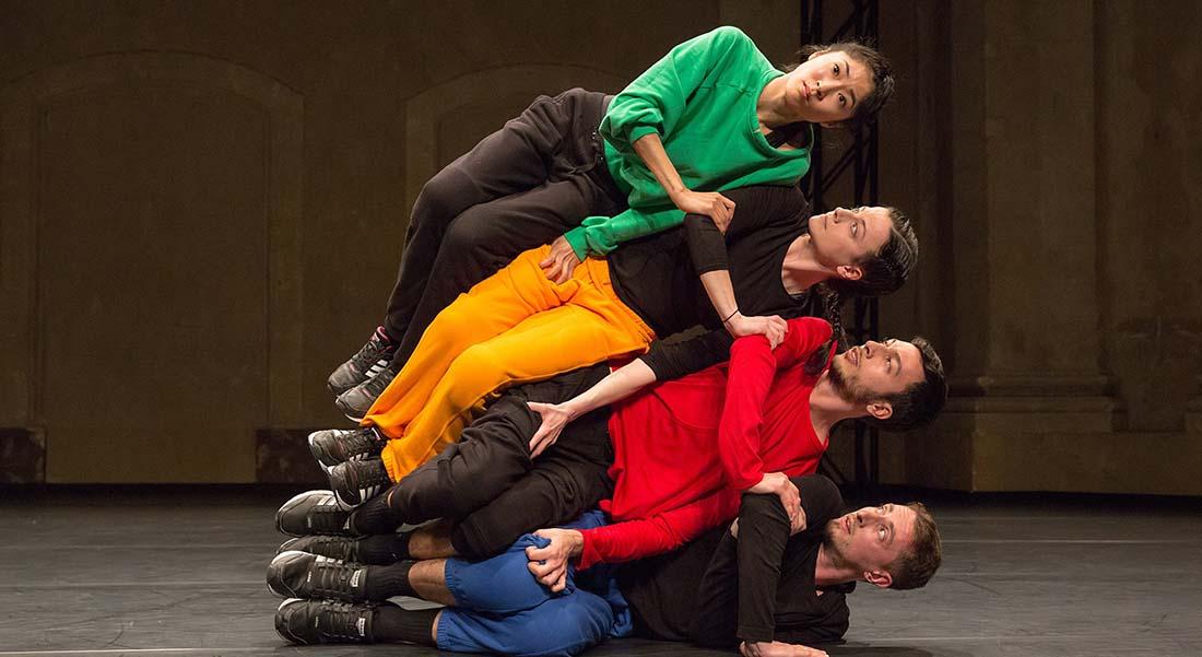 Tetris - Critique sortie Danse Marseille Ballet National de Marseille