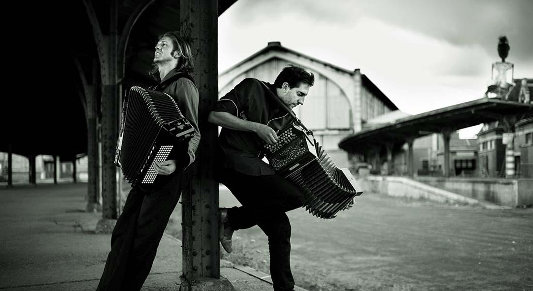 Tuur Florizoone et Didier Laloy - Critique sortie Jazz / Musiques Vélizy-Villacoublay L'Onde