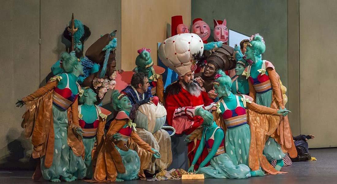 Mârouf, savetier du Caire - Critique sortie Classique / Opéra Paris Opéra Comique
