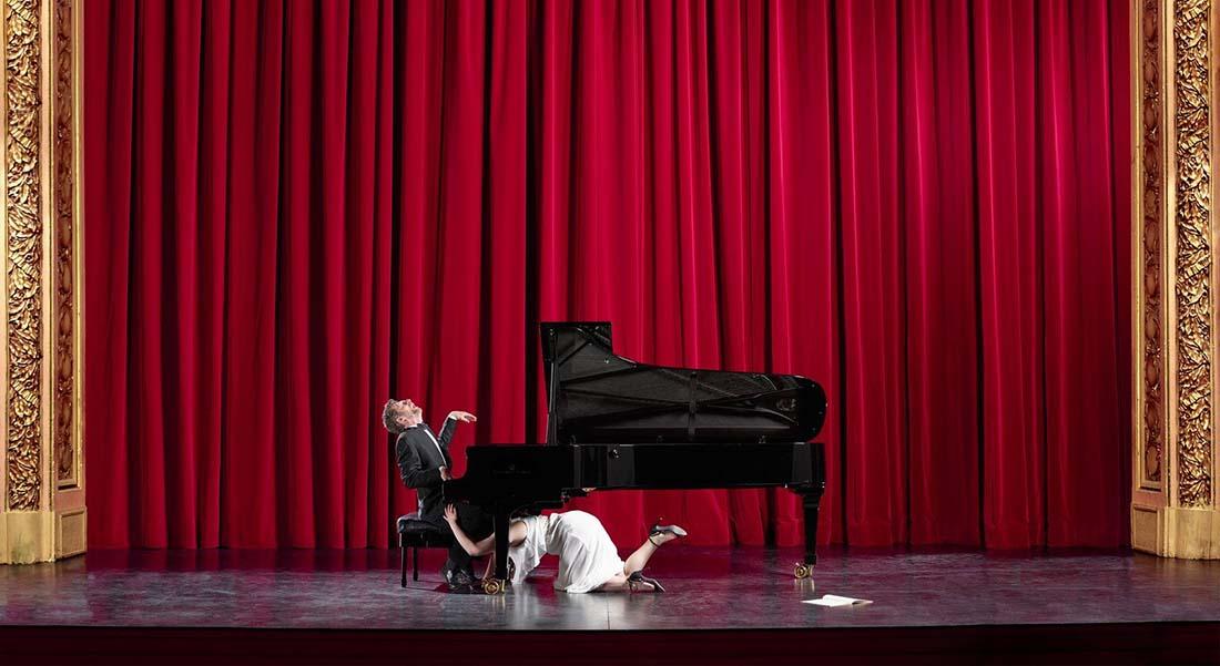 Operaporno - Critique sortie Théâtre Paris Théâtre du Rond-Point