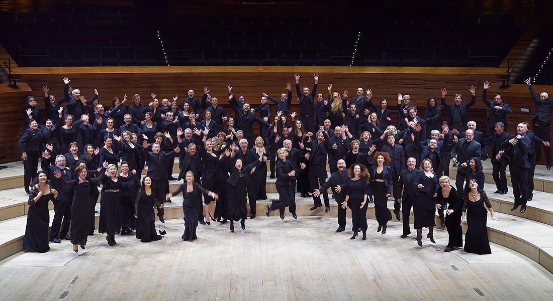 Les 70 ans du chœur de Radio France - Critique sortie Classique / Opéra Paris Radio France