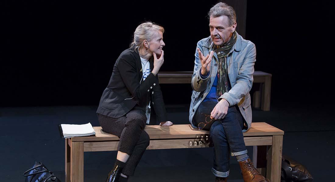 Coupes sombres - Critique sortie Théâtre Paris Théâtre du Rond-Point