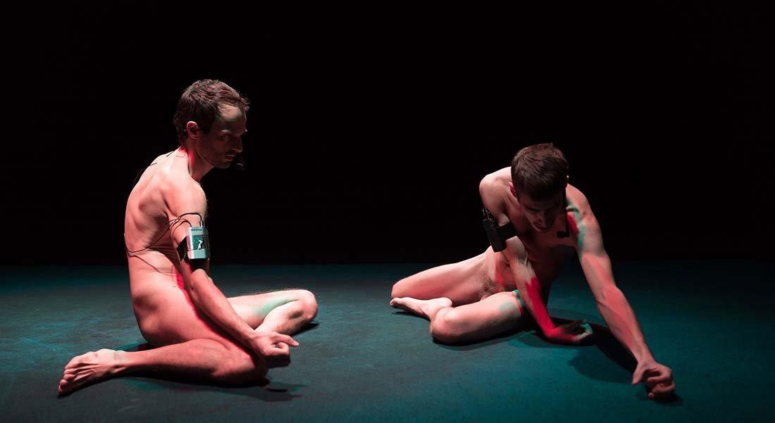Dark Field Analysis - Critique sortie Danse Paris Centre Georges Pompidou