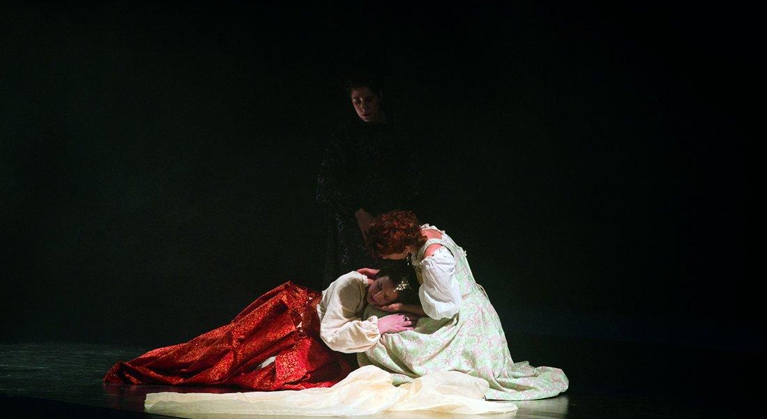 Didon et Enée - Critique sortie Classique / Opéra Montigny-le-Bretonneux Théâtre de Saint-Quentin-en-Yvelines