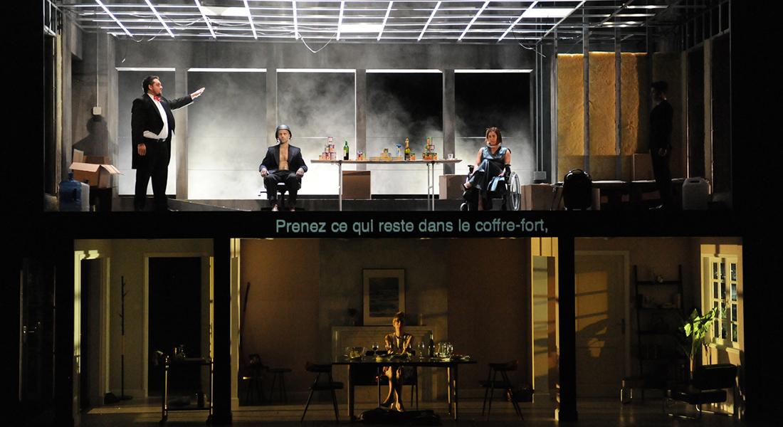Fore ! - Critique sortie Théâtre SAINT ETIENNE La Comédie de Saint-Etienne - Centre dramatique national
