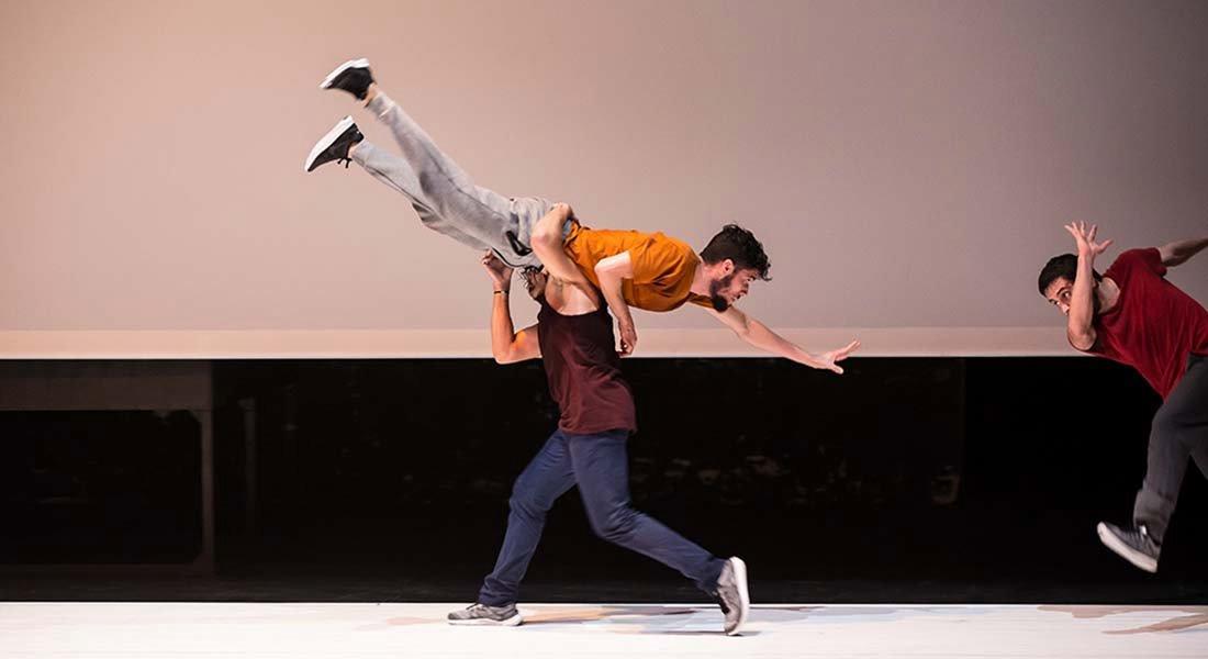 Les Danses Abritées - Critique sortie Danse Bezons Théâtre Paul Eluard