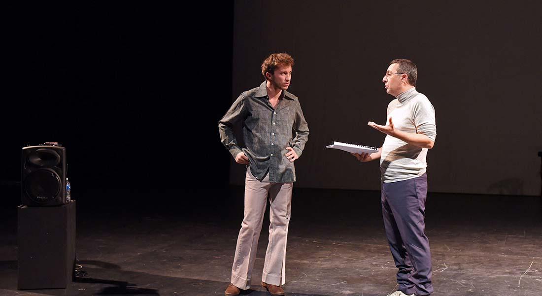 LETZLOVE-PORTRAIT(S) FOUCAULT - Critique sortie Théâtre Paris Le Monfort Théâtre