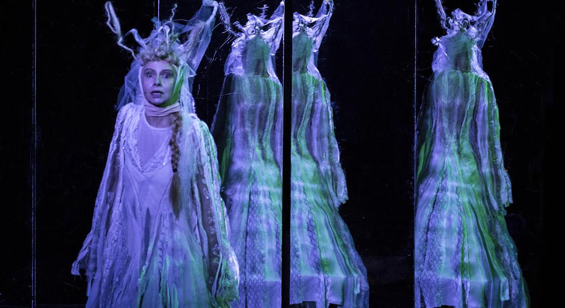 MATKA - Critique sortie Théâtre Paris Théâtre Elizabeth Czerczuk