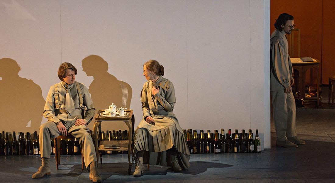 Le Récit d'un homme inconnu - Critique sortie Théâtre Bobigny MC93