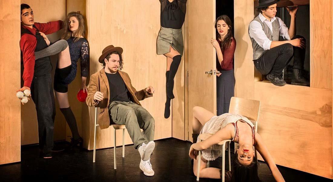 Réversible - Critique sortie Théâtre Orly Centre Culturel Aragon-Triolet