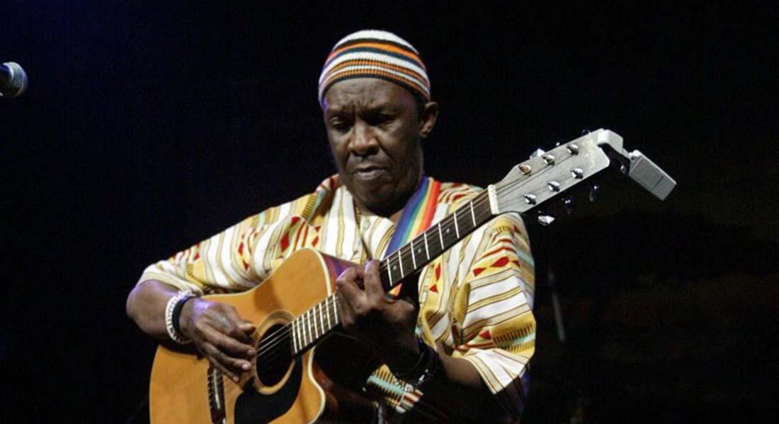 Madala Kunene - Critique sortie Jazz / Musiques Saint-Ouen Église Saint-Ouen-le-Vieux